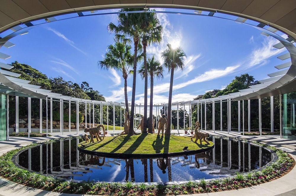 The Calyx The Royal Botanic Garden Eat Drink Play