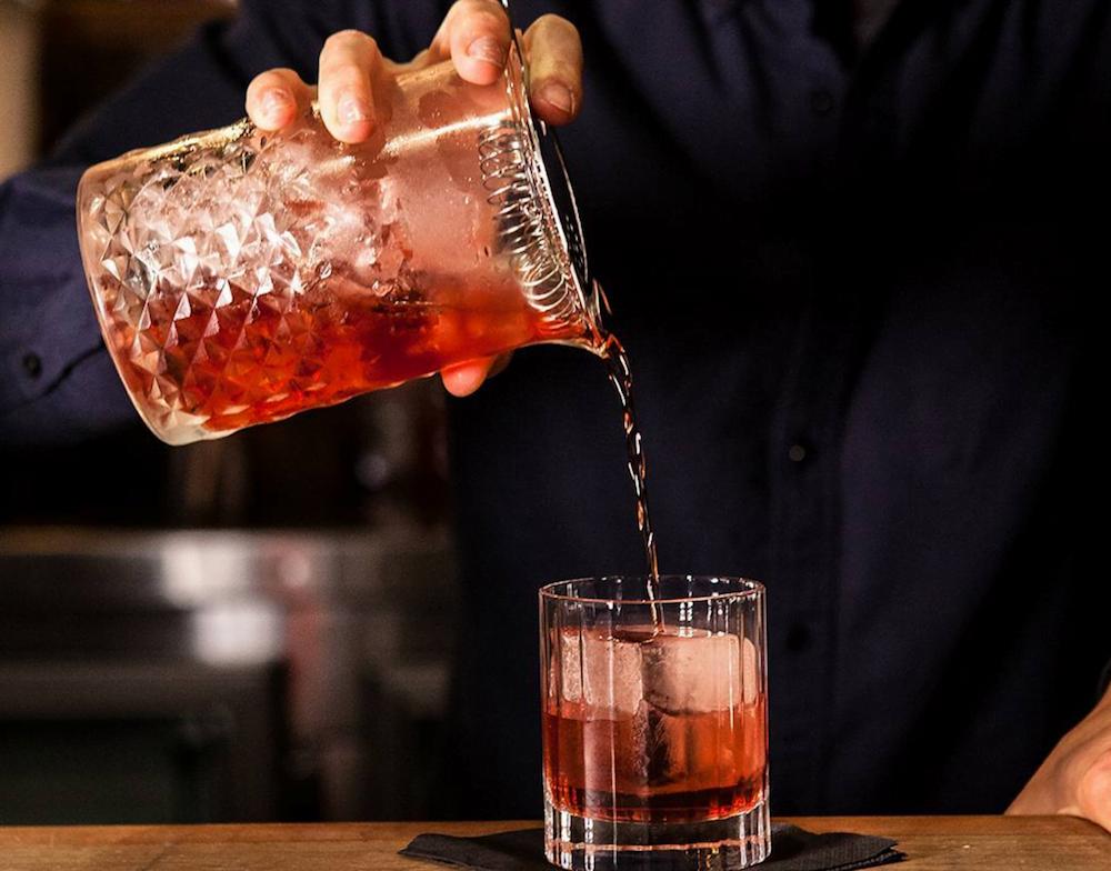Paddington Inn bar cocktail