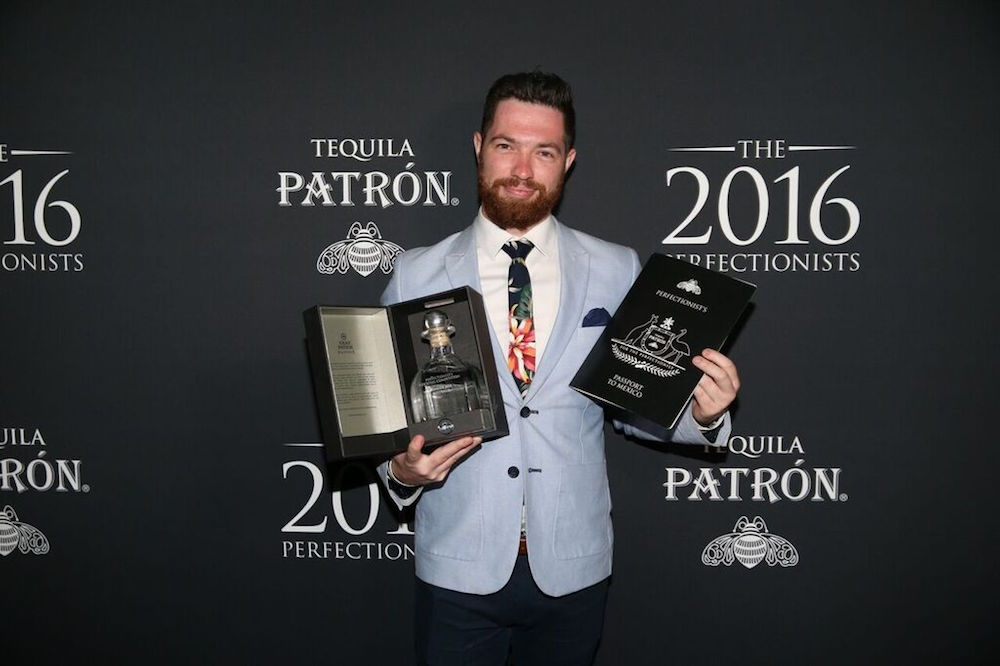 Patron Cocktail Winner