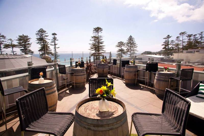 sydney rooftop bars new brighton hotel