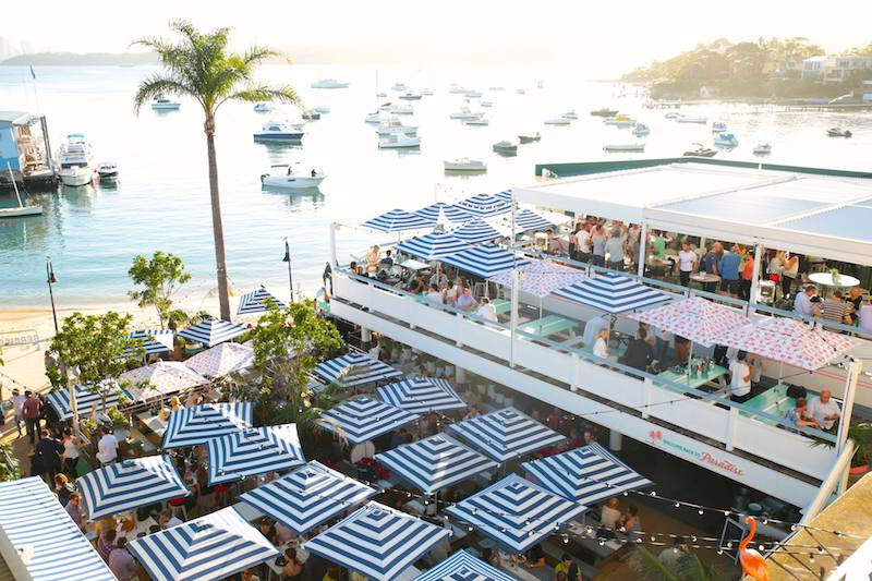 Sydney rooftop bars watsons bay