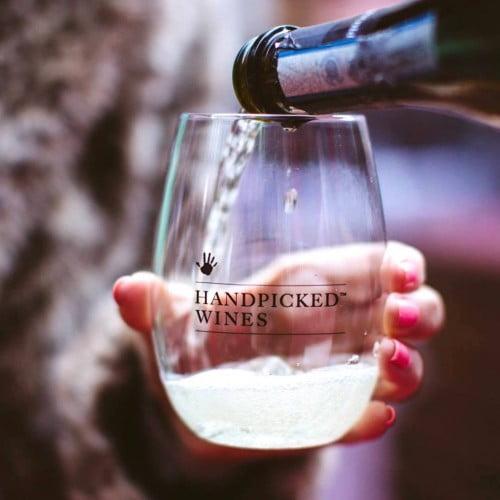 handpicked wine prosecco