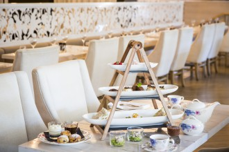 ABODE Chocolate High Tea - Feature
