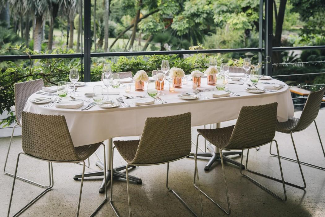 New Year 39 S Eve At The Botanic Gardens Restaurant Eat