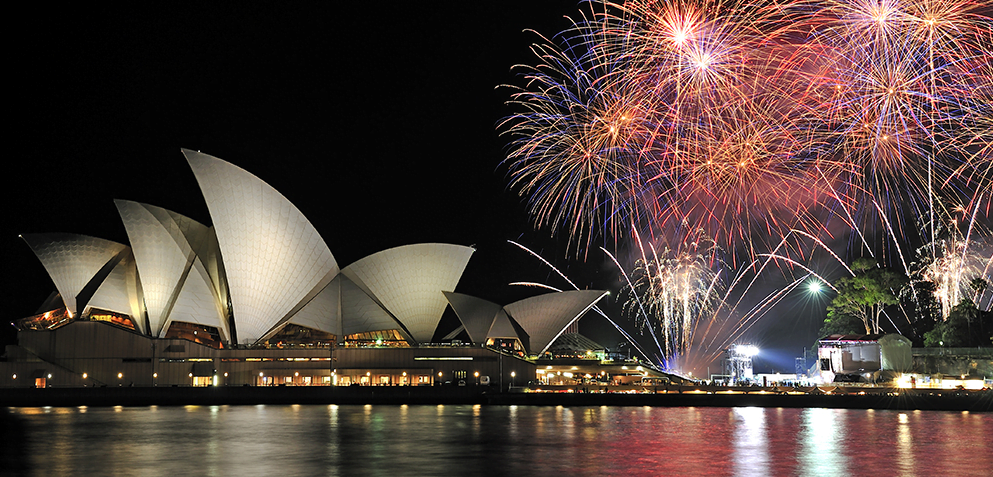 Where To Spend New Years Eve