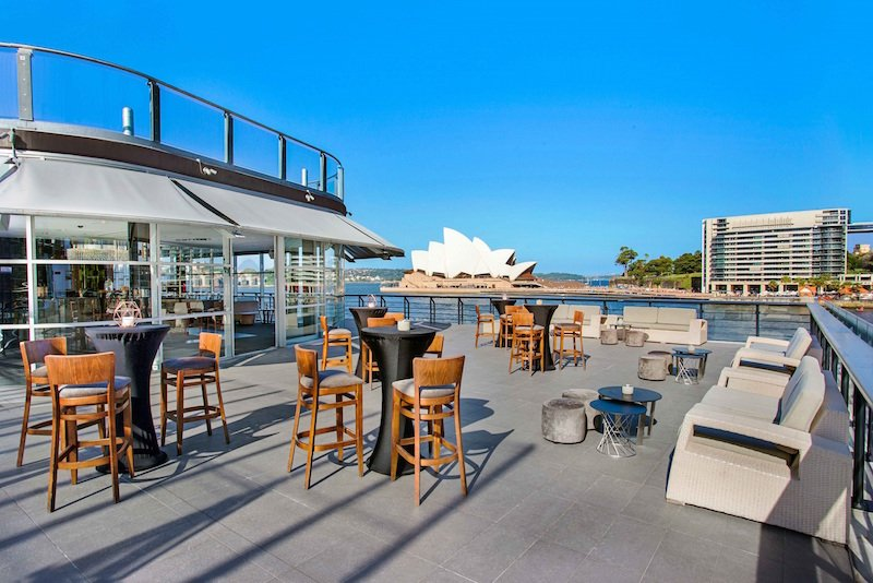 Nye at cruise bar sydney eat drink play for The balcony bar sydney