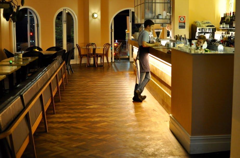 Hotel Ravesis restaurant