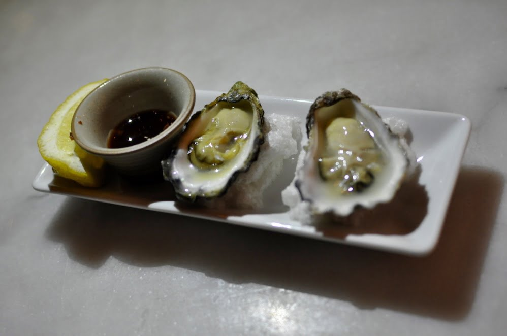 Hotel Ravesis oysters