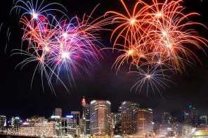 Celebrate NYE at Abode Bistro, Darling Harbour