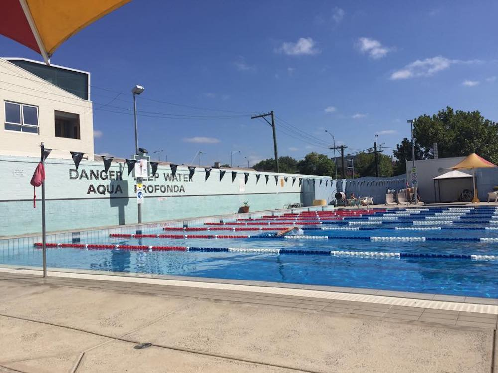 Best outdoor pools in melbourne 2018 update with new additions eat drink play for Outdoor swimming pools melbourne