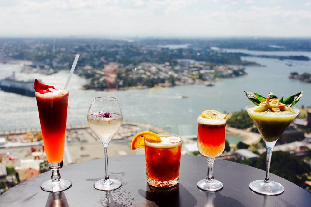Australia Day Cocktails