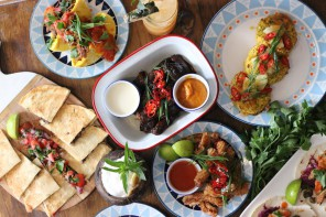 Rosie Campbell's Launch a New Menu