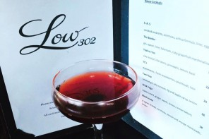 Late Night Drinks at Low 302, Surry Hills