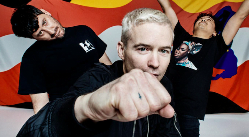 Vivid 2017 The Avalanches