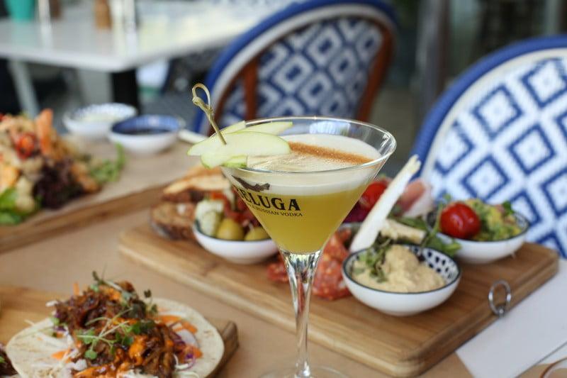 Café Perons - Pavlova Cocktail