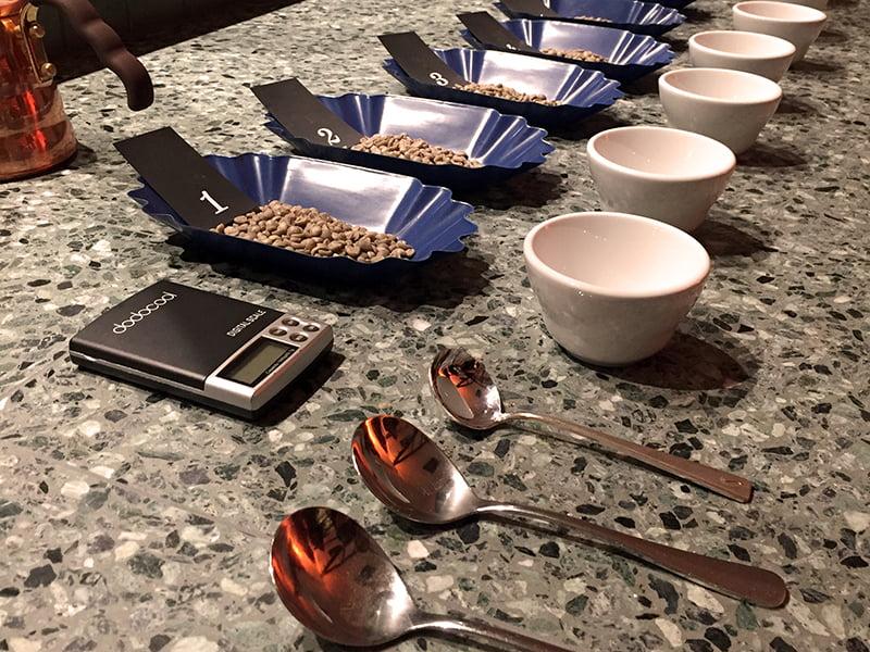 café AU79 beans
