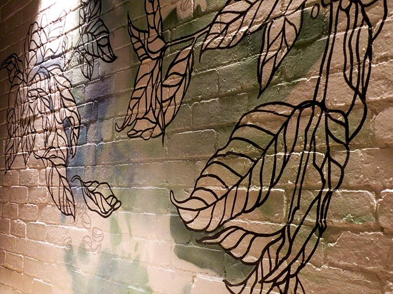 Café Wall AU79