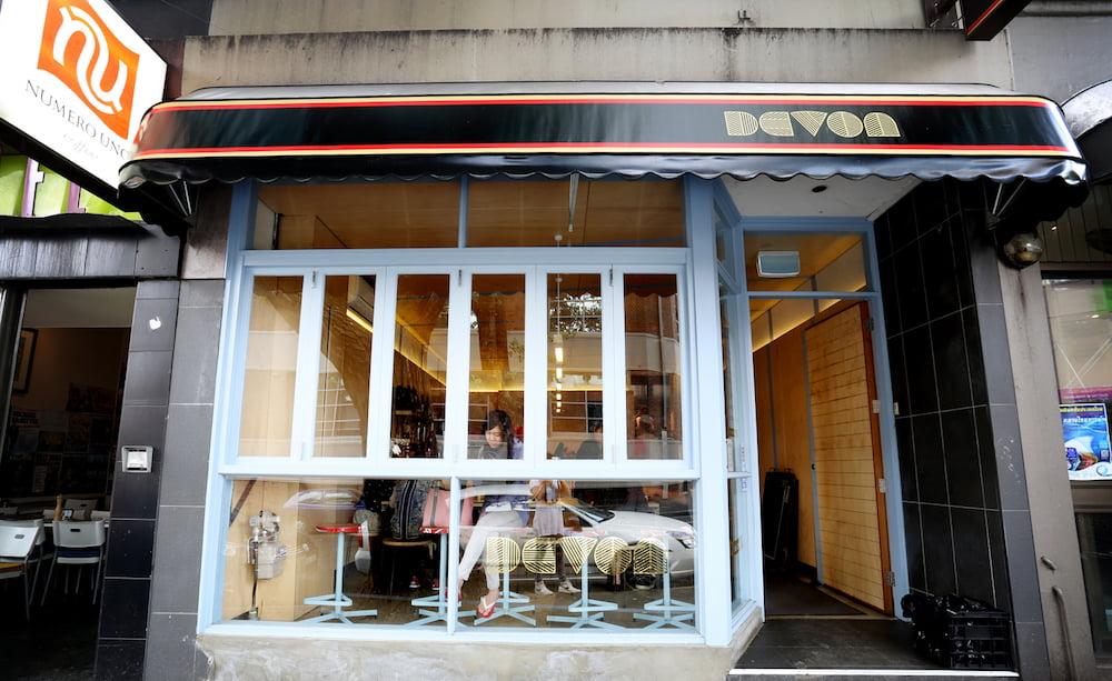 Devon Cafe Featured