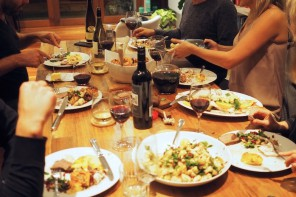 How To Host An Epic All Aussie Wine Dinner Party
