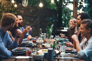 Win a Secret Foodies Progressive Dinner for 10!