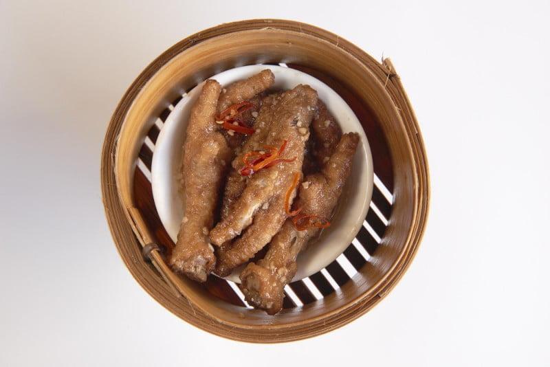 Cha Li Boi - Chicken Feet