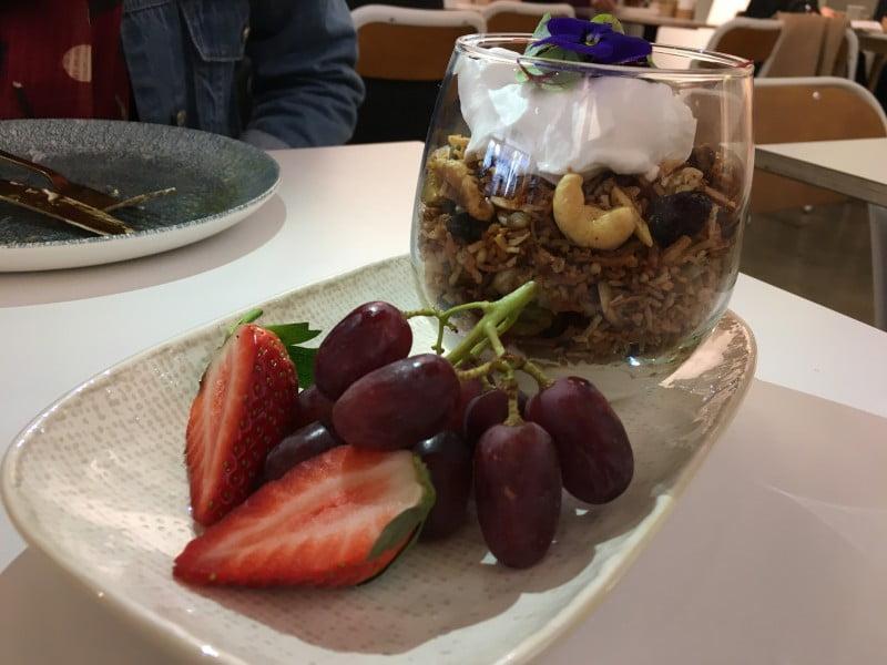 Anvil Café & Grocer granola