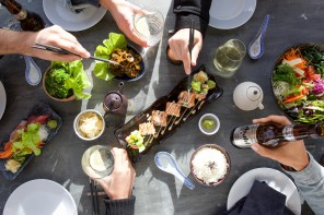 Raw Bar Japanese Restaurant Celebrates 20th Birthday