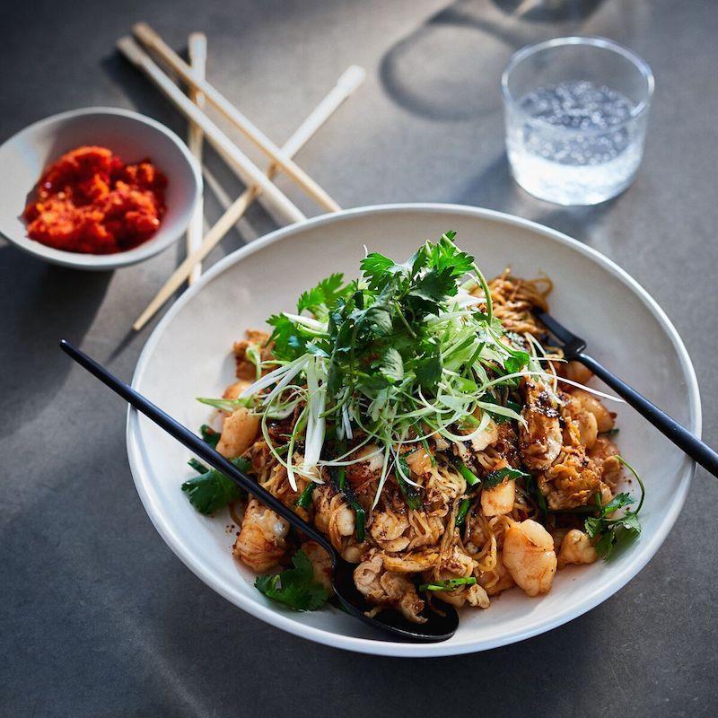 Chin Chin Sydney food
