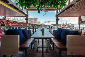 Helm Bar's New Menu Loves Seafood