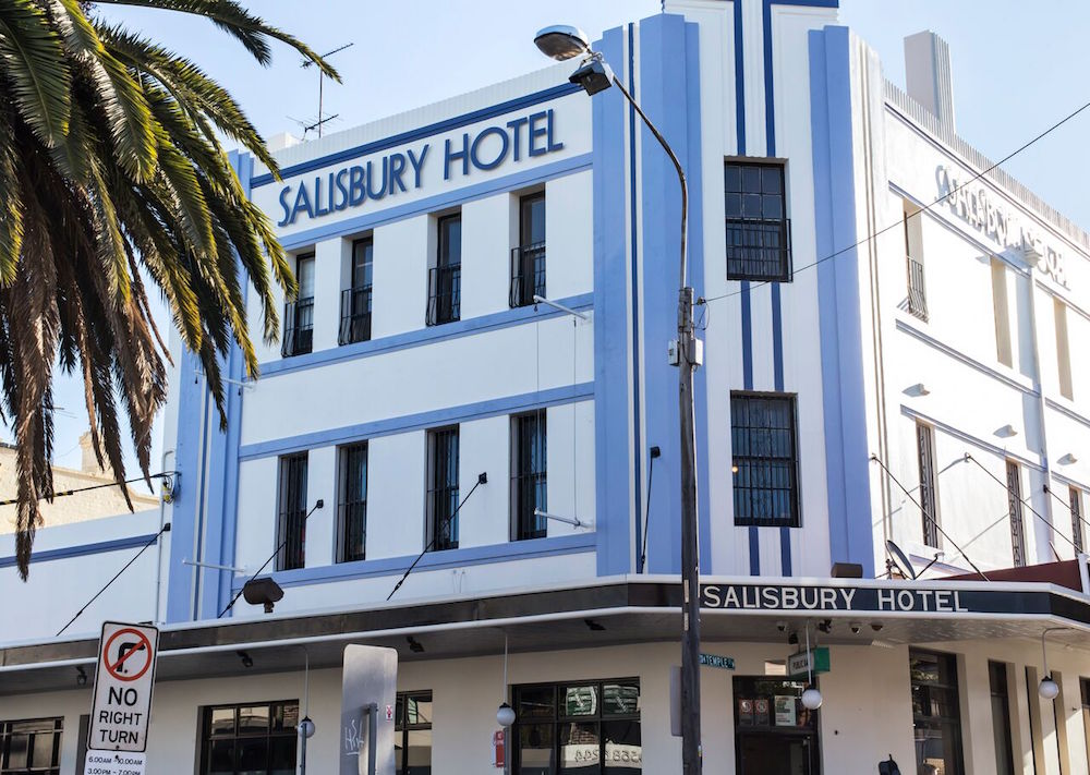 Salisbury Hotel Featured