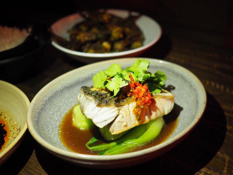 china diner fish