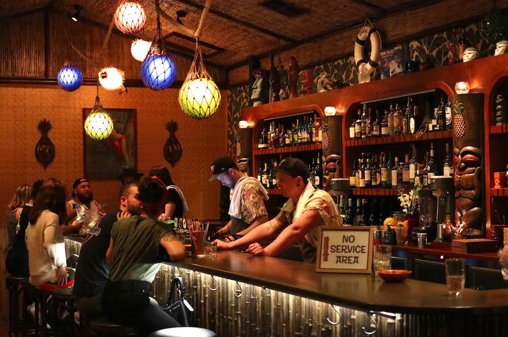 jacoby's tiki bar enmore