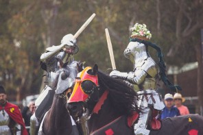 A Medieval Faire is Happening This Weekend