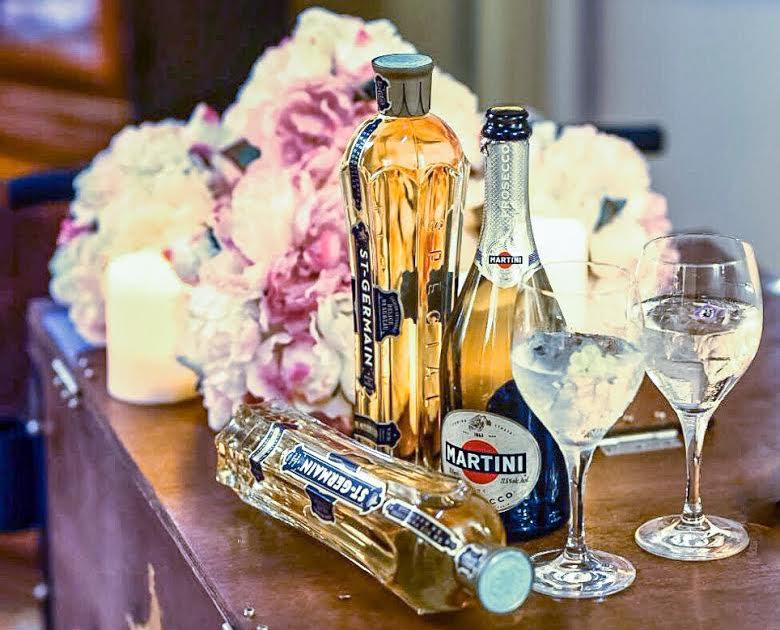 st-germain cocktail recipes