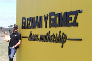 Guzman Y Gomez Delivers Burritos by Drone