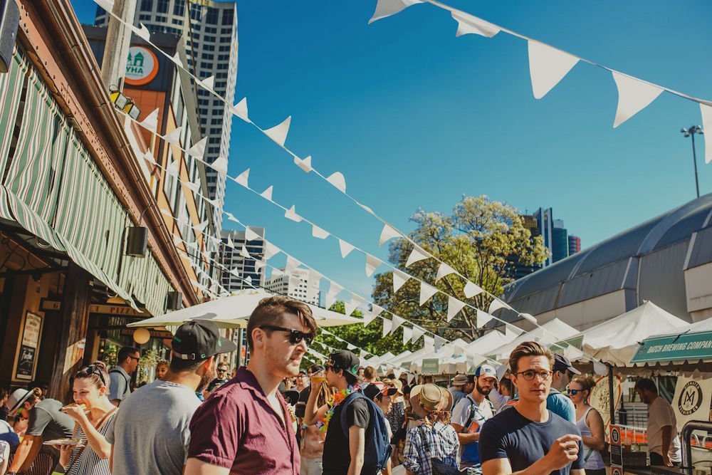 australian beer festival