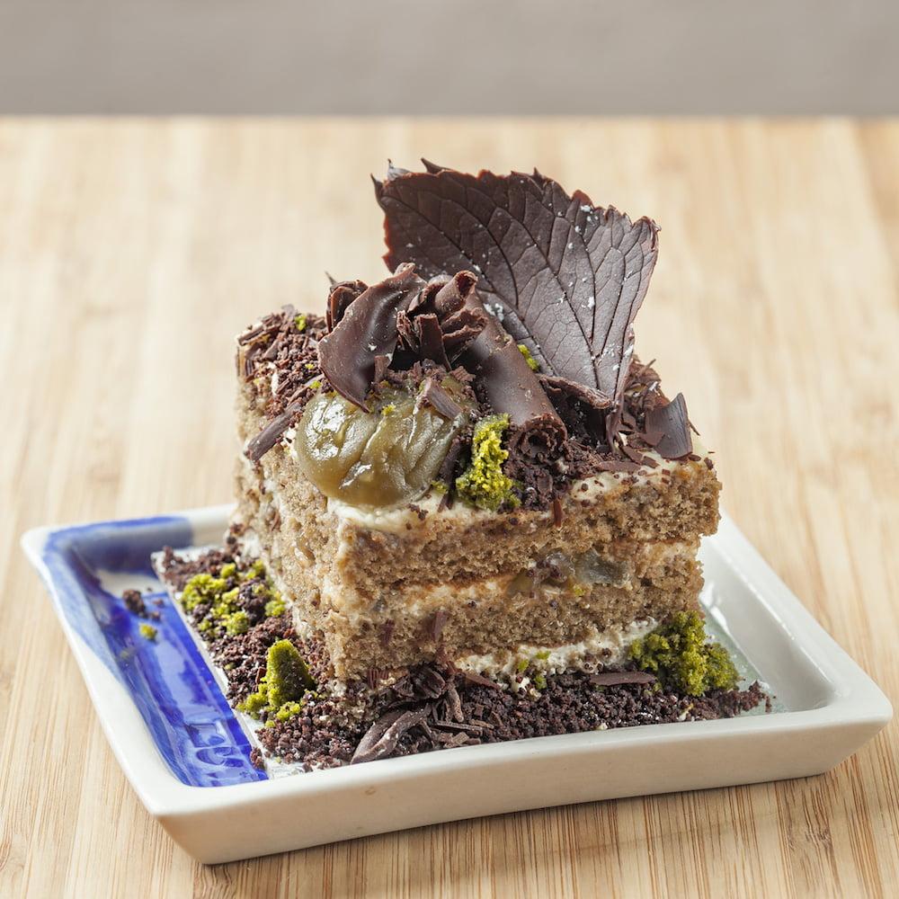 Black Star Pastry Japanese Forrest Cake