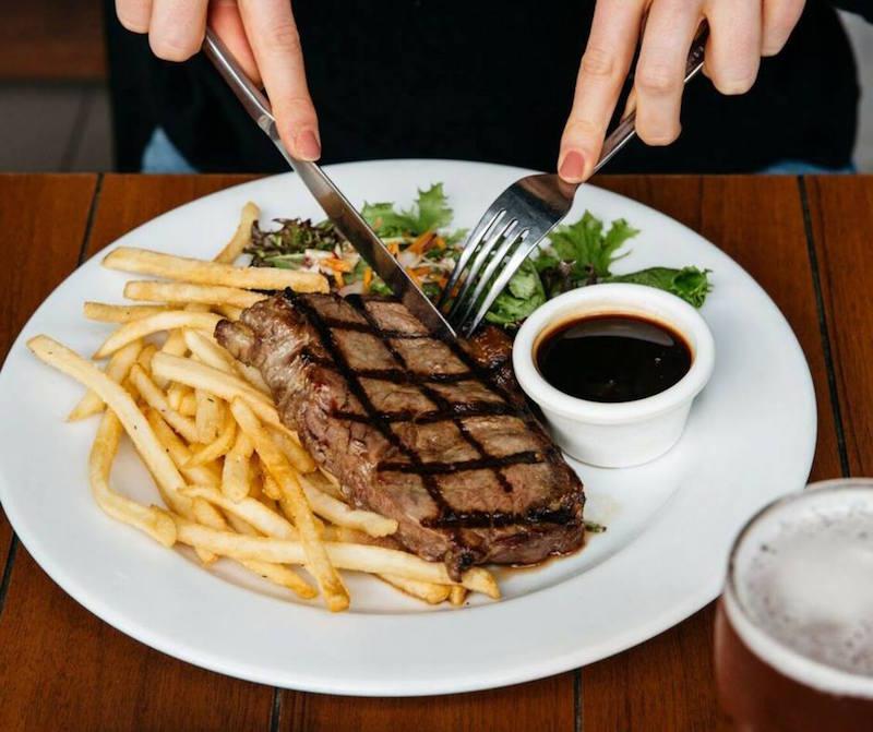 royal oak steak