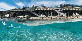 beach pools