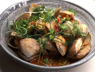 Kid Kyoto Clams recipe