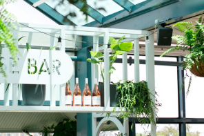 Mosman's The Fernery Has a Dedicated Rosé Bar