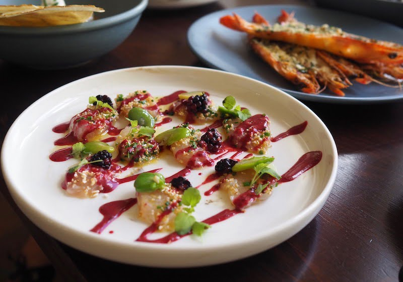 The Nielsen restaurant Vaucluse