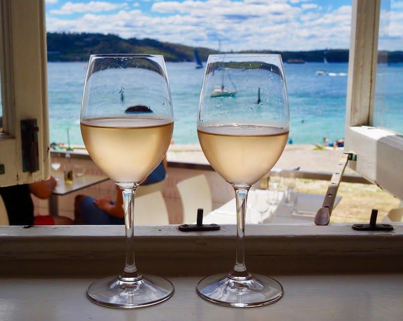 The Nielsen Restaurant ocean view