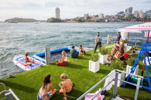 Pier One Opens New Sydney Harbour Pop-up Pool and Bar