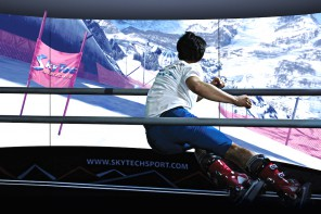 Virtual Reality Skiing and Snowboarding Has Landed in Sydney