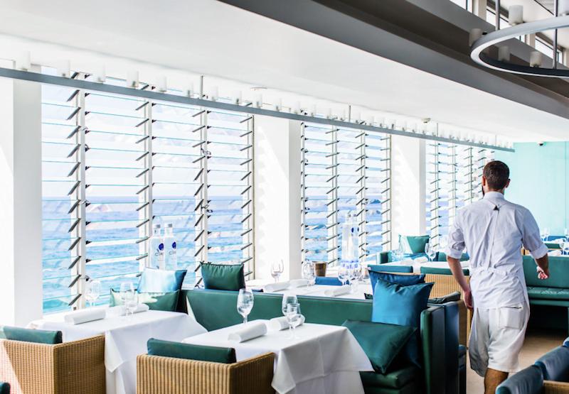 waterside restaurants icebergs