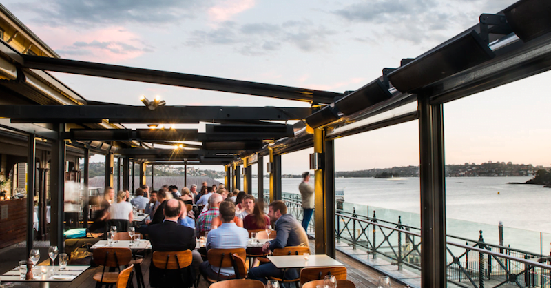 waterside restaurants ripples