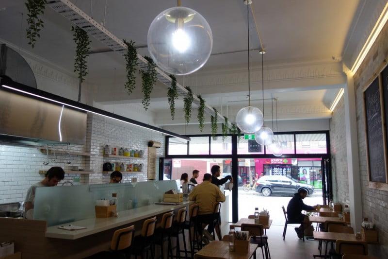 Cafe Randwick Breakfast Menu