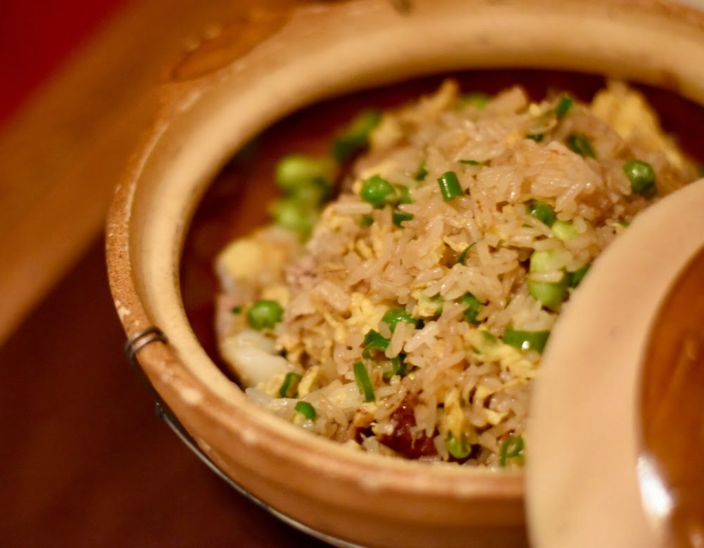 Jade Temple fried rice