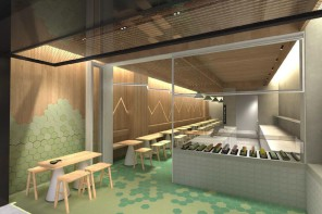 Haymarket's Darling Square to Receive Five New Eateries
